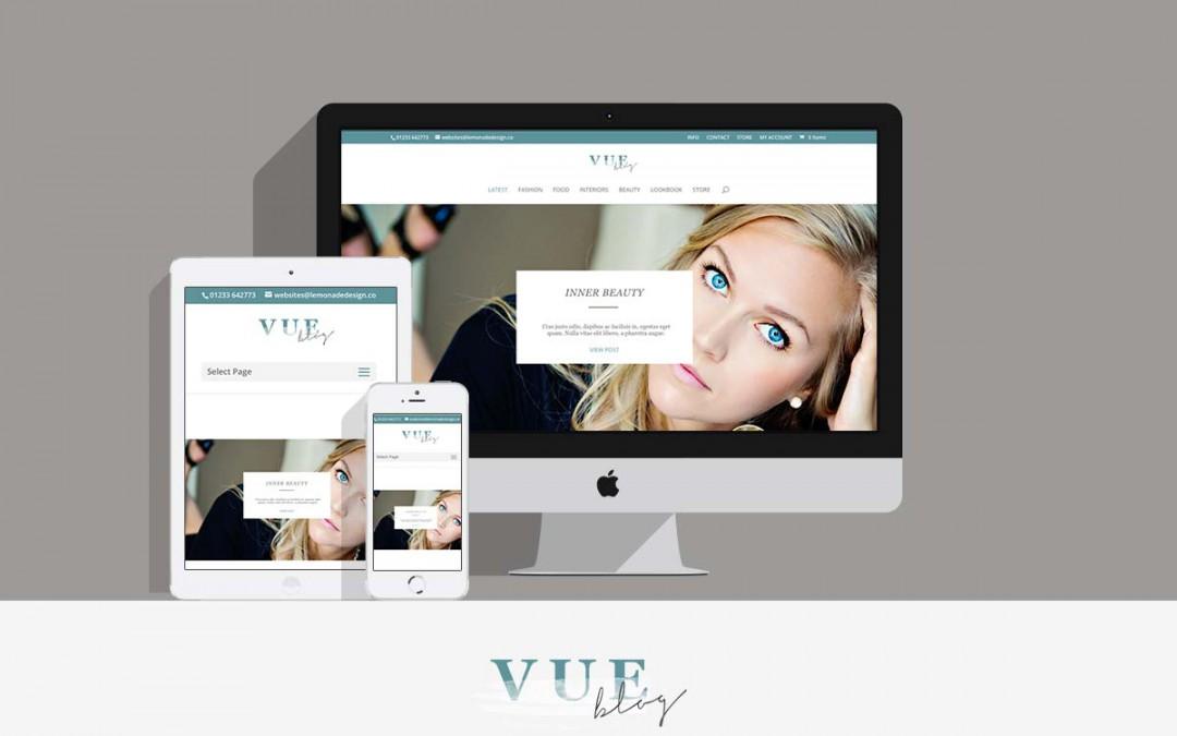 VUE | Lifestyle Blog