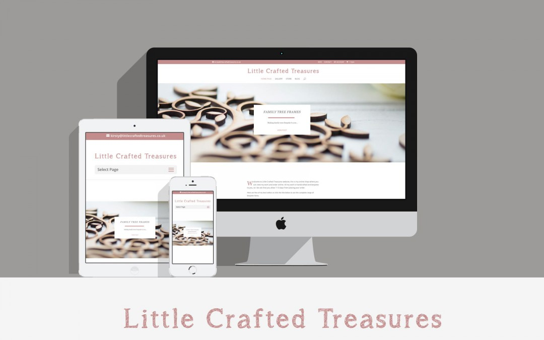 LITTLE CRAFTED TREASURES