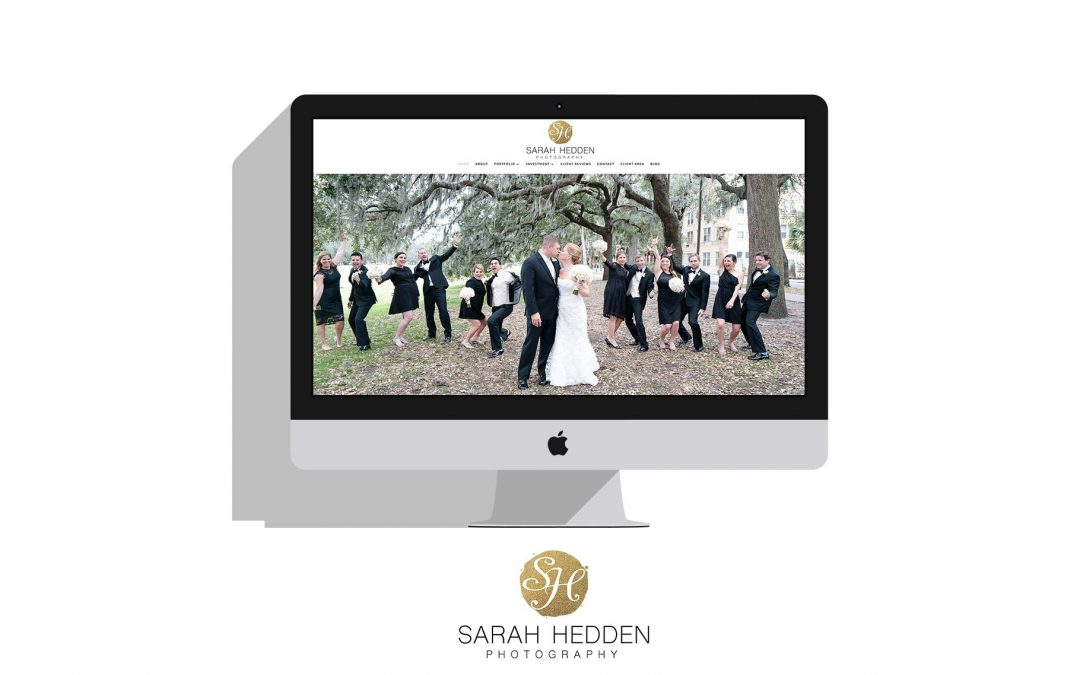 JACKSONVILLE FLORIDA PHOTOGRAPHER | RESPONSIVE WEBSITE DESIGN