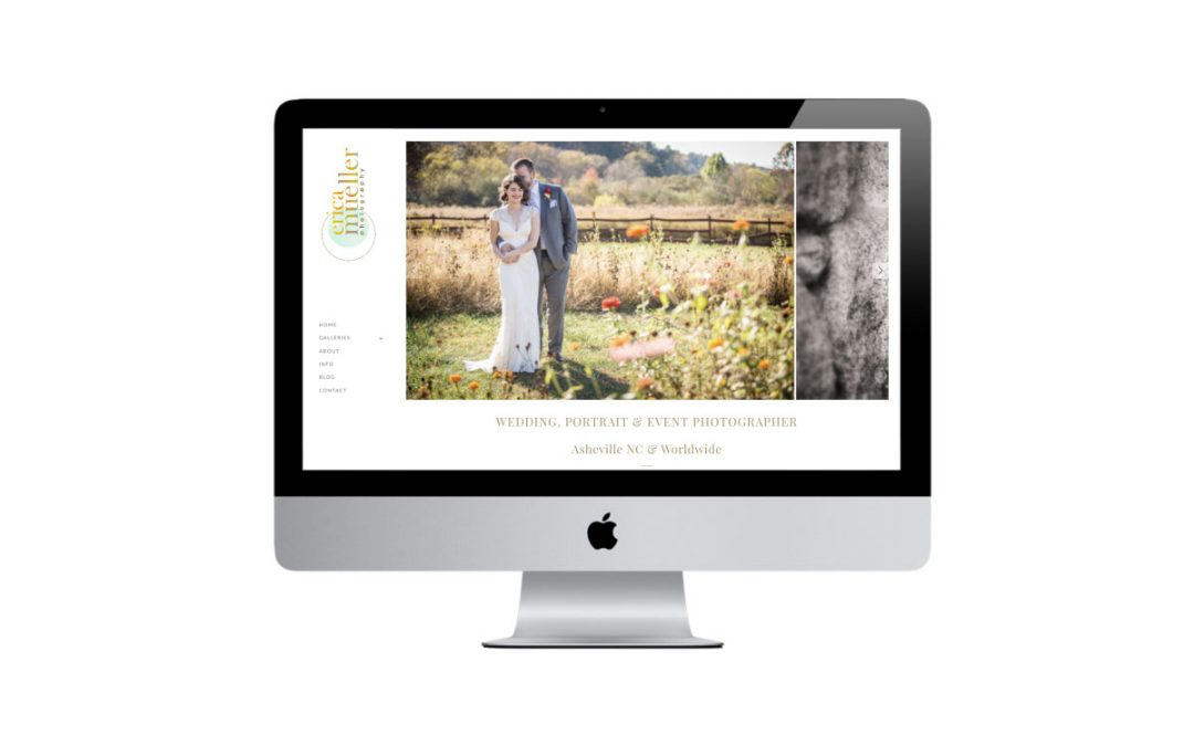 USA PHOTOGRAPHER ERICA MUELLER | NEW WEBSITE LAUNCH