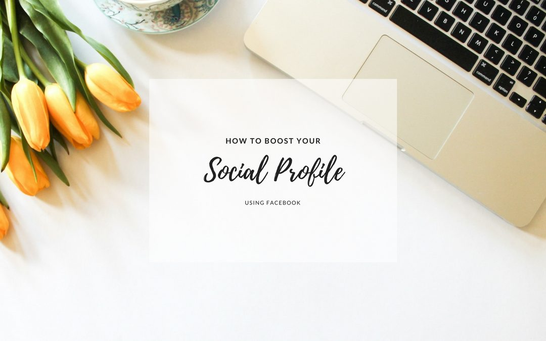 HOW TO BOOST YOUR SOCIAL PROFILE | INSTAGRAM