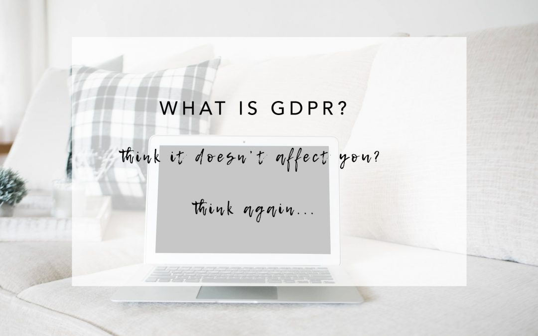 GDPR IS COMING | IS YOUR BUSINESS READY | LEMONADE DESIGN