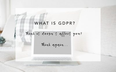 GDPR IS COMING   IS YOUR BUSINESS READY   LEMONADE DESIGN