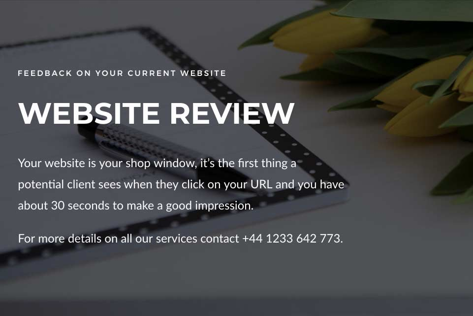 YOUR WEBSITE IS YOUR SHOP WINDOW | KEEP IT UPDATED & FRESH